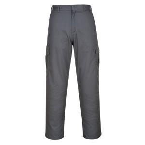 Pantalon de travail Portwest C701, gris, taille RU 40/taille BE/PB 56, la pièce