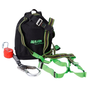 Miller 1028134 kit TurboLite avec sac à dos protection antichute