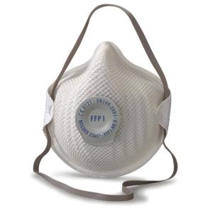 Moldex Classic 2365 masque anti-poussière FFP1 avec valve Ventex - boîte de 20