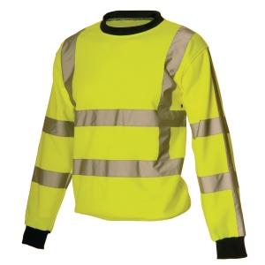 Tricorp TS-RWS sweater hi-viz jaune - taille XXL
