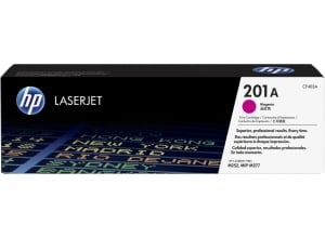 HP CF403A cartouche laser nr.201A rouge [1.400 pages]
