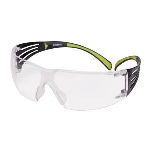 Lunettes sécurité 3M™ SecureFit™antirayures/antibuée verres incolores SF401AS/AF