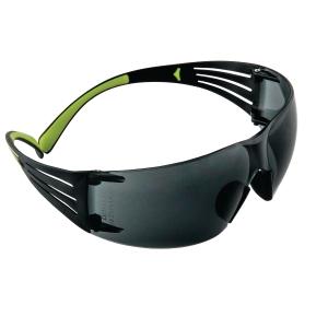 Lunettes sécurité 3M™ SecureFit™ 400 antirayures/antibuée verres gris SF402AS/AF