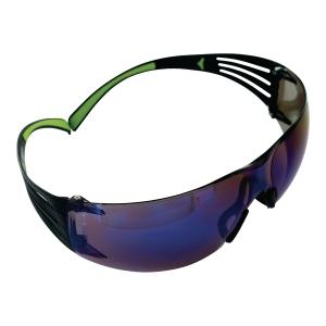 3M secufit SF408AF lunettes de securité - lentille bleu