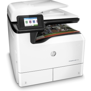 HP Y3Z54B PageWide Pro 772dn imprimante multifunctionelle