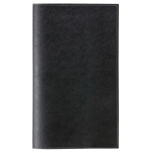 Brepols Interplan 736 agenda de poche couverture Calpe noire