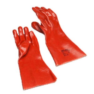 Paire de gants Ansell Normal Plus 35 PVC - Taille 10