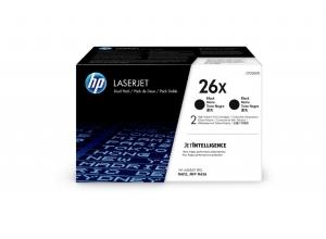 HP CF226X cartouche laser nr.26X noire Haute Capacité [9.000 pages ]