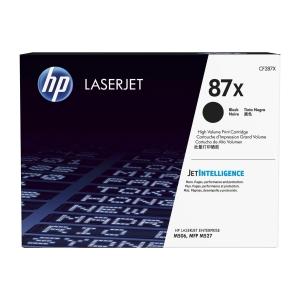 HP CF287X cartouche laser nr.87X noire Haute Capacité [18.000 pages]