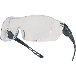Delta Plus Hekla surlunettes de sécurité gris - lentille claire