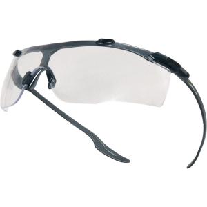 Delta Plus Kiska lunettes de sécurité noir - lentille claire