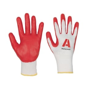 Gants Honeywell Check&Go A polyvalents, enduction nitrile, taille 7, 12 paires
