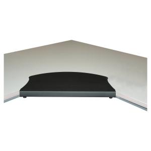 Extension angle bureau noir