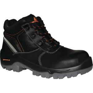 Deltaplus Phoenix haute chaussure de sécurité S3 SRC cuir/composite - Taille 38