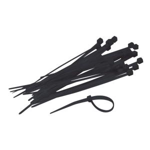 Collier de câblage 95 x 0,9 mm noir - paquet de 250