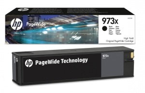 HP L0S07AE ink cartridge PageWide nr.973X black [10.000 pages]