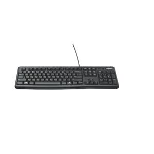 Logitech K120 clavier avec fil - Qwerty Pays-Bas