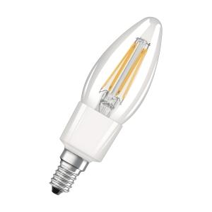 Lampe LED Parathom Retro Classic B 4,5W/827 E14