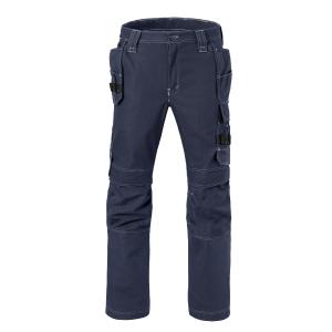 Pantalon de travail Havep Attitude 80230, bleu marine, taille 60, la pièce