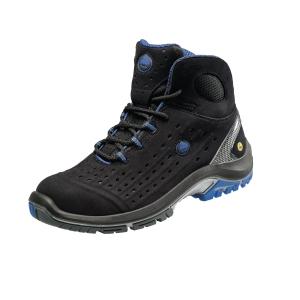 Chaussures hautes Bata Nova Sync S1P Noir/Bleu - taille43 - la paire