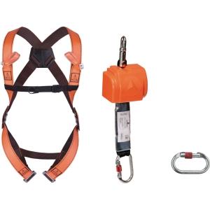 DeltaPlus Elara140 kit Antichute à rappel automatique