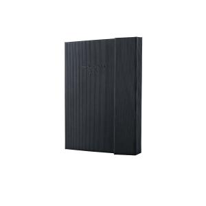 Sigel Conceptum carnet avec aimant A6 noir