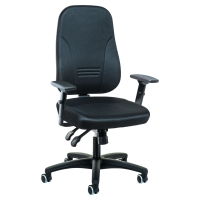 Prosedia 1452 bureaustoel zwart