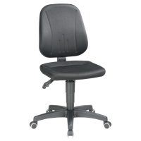Prosedia 9653 atelierstoel zwart