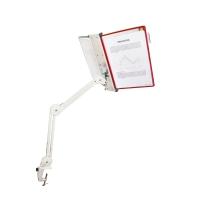 Tarifold 580101 metalen beweegbare arm voor displaysysteem grijs