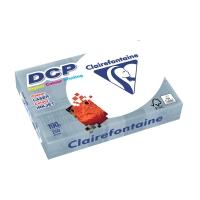 Clairefontaine DCP wit papier voor kleurenlaser A4 190g - pak van 250 vellen