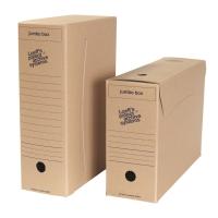Loeff s Patent Jumbobox archiefdoos folio karton 900g 25,5x37x11,5cm