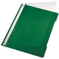 Leitz 4191 snelhechtmap A4 PVC groen