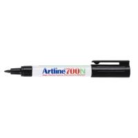 Artline 700N permanente marker ronde punt 0,7mm zwart