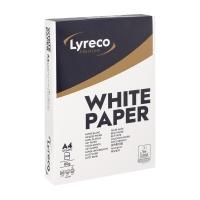 Lyreco Premium wit papier A4 80g - 1 doos = 5 pakken van 500 vellen