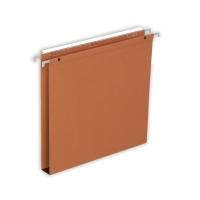 Lyreco hangmappen voor laden 30mm 330/250 oranje - doos van 25
