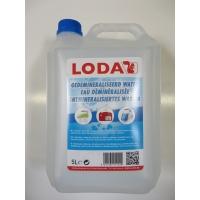 Gedemineraliseerd water - fles van 5 liter
