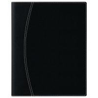 Brepols Timing 136 bureau-agenda met Ferrara omslag zwart