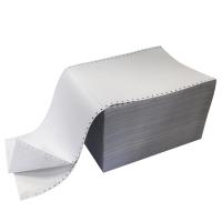 Listingpapier tweevoud 240x12 60g - doos van 1000 vellen