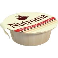 Nutroma koffiemelk in cups 9 ml accessoires voor koffie en thee - doos van 200