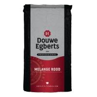 Douwe Egberts koffie Rood snelfilter - pak van 500 gram