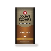 Douwe Egberts koffie Gold 250 gram - pak van 12