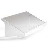 Ergo 1500 documenthouder in acryl A3 vaste hoogte transparant helder