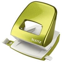 Leitz 5008 WOW 2-gaats perforator groen 30 vel