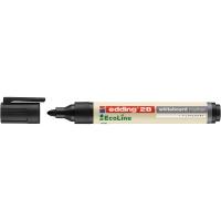Edding 28 EcoLine whiteboardmarker ronde punt zwart
