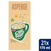 Cup-a-soup zakjes soep asperge - doos van 21
