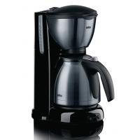 Braun Impression KF610 koffiezetapparaat met thermoskan 1 liter