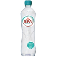 Spa Marie Henriette licht bruisend water flesje 50cl - pak van 24