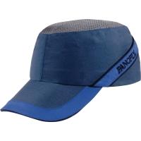 Delta Plus Coltan stootpet blauw