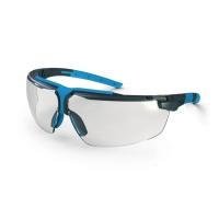 Uvex I-3 veiligheidsbril - heldere lens