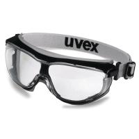 Uvex Carbonvision ruimzichtbril - heldere lens